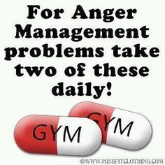 gym anger management