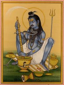 Lord Shiva's nectar