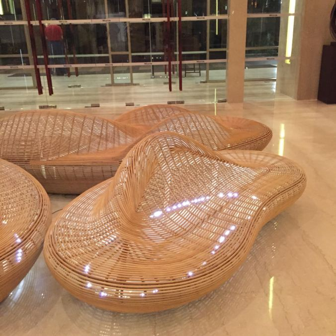 Abstract in Seating
