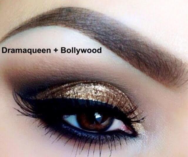 Drama Queen + Bollywood