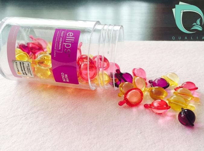 Assorted Ellips capsules