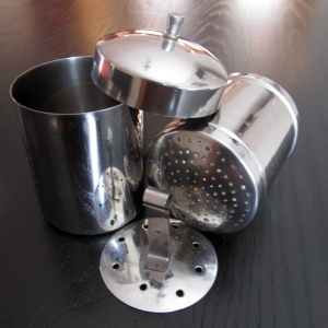 TSR filter coffee device components