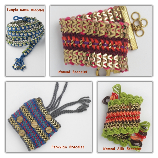 Exquisite handmade bracelets, The Sandalwood Room