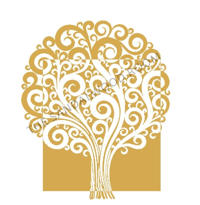 sandalwood tree, the sandalwod room