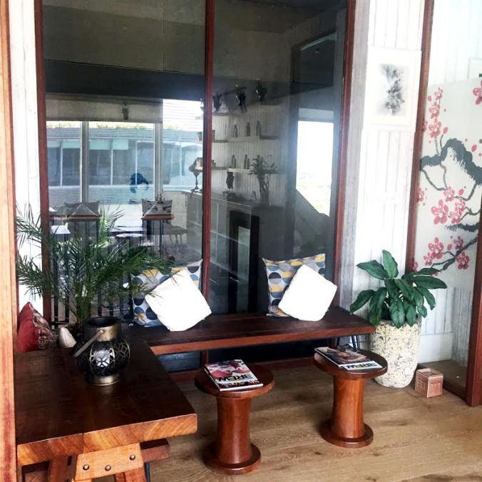 spa lounge at Hablis