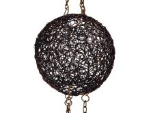 Metal mesh ball
