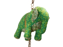 Stuffed toy elephant